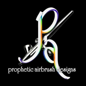 Prophetic Airbrush Designs