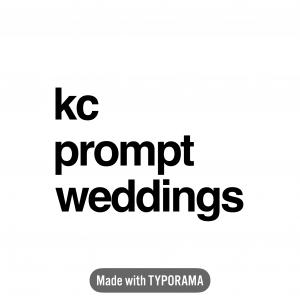 Promptweddings - Wedding Officiant / Wedding Services in Kansas City, Missouri