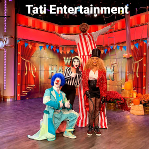 Provide different entertainers - Stilt Walker / Corporate Magician in Brooklyn, New York