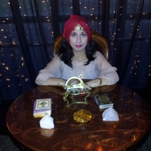 Psychic Sophia - Psychic Entertainment / Halloween Party Entertainment in Roanoke, Virginia