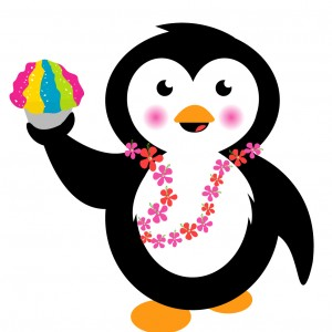 Pudgy Penguin's Shaved Ice