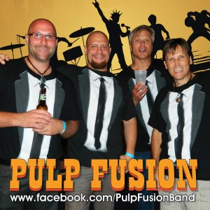 Pulp Fusion - Cover Band in Bartlett, Illinois