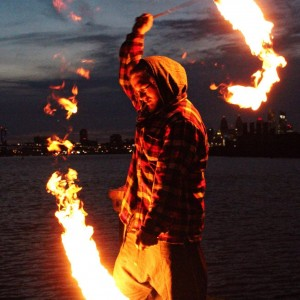 Puma - Fire Performer - Fire Performer in Philadelphia, Pennsylvania