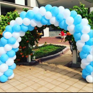 Pun's Balloons - Balloon Decor / Party Decor in Lancaster, California