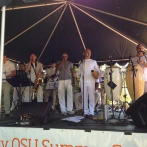 Pura Vida Salsa Band
