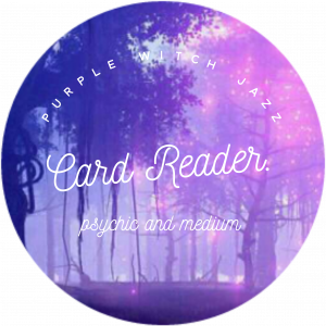 Purple Witch Jazz - Tarot Reader / Psychic Entertainment in Colorado Springs, Colorado