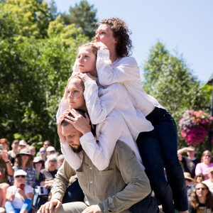 push/FOLD - Dance Troupe in Portland, Oregon