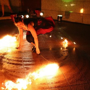 Imaginez - Circus Entertainment / Fire Performer in Milwaukee, Wisconsin