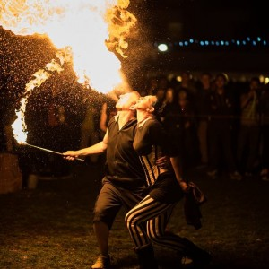 Pyro Productions - Fire Performer / Fire Eater in Turners Falls, Massachusetts