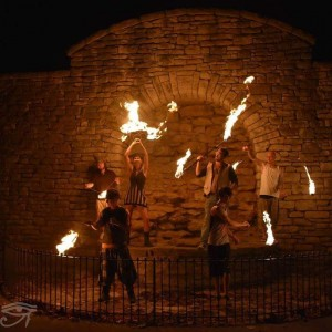 Pyro Tribe - Fire Performer in St Joseph, Missouri
