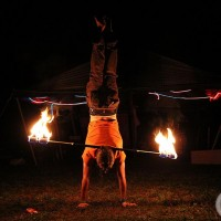 PyroGenesis Fire Performance - Fire Performer in Conway, Arkansas