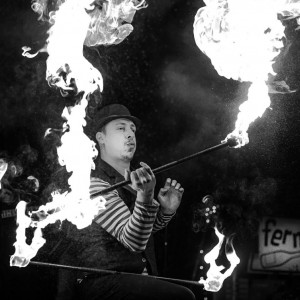 Pyrosapien Fire Arts Entertainment - Fire Performer / Outdoor Party Entertainment in Wilmington, North Carolina