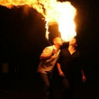 Pyrotechnotics - Fire Performer / Hawaiian Entertainment in New Oxford, Pennsylvania