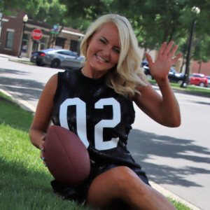 QB Darla-Fun, Engaging, Inspirational - Motivational Speaker / College Entertainment in Indianapolis, Indiana