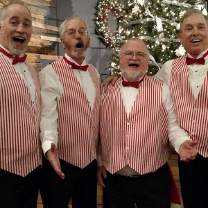 Quadratic Audio - Barbershop Quartet / Singing Group in Mesa, Arizona