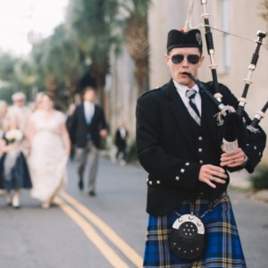 Quality Piping with JD Ingraham - Bagpiper / Wedding Musicians in Charleston, South Carolina