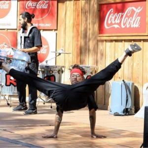 """Pablo """"Squintz"""" Barragan - Break Dancer / Dancer in Dallas, Texas"""