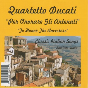 Quartetto Ducati - Singing Guitarist in Smithtown, New York