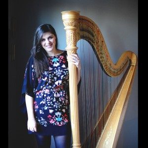 Queen City Harpist - Harpist in Charlotte, North Carolina