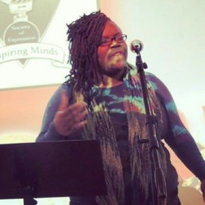 Queen Da Poetess - Spoken Word Artist in Fairfield, Alabama