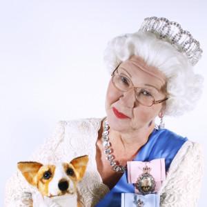 Queen Elizabeth II - Historical Character in Miami, Florida