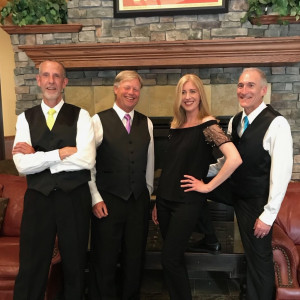 Queen Over Jacks - Barbershop Quartet in Walnut Creek, California
