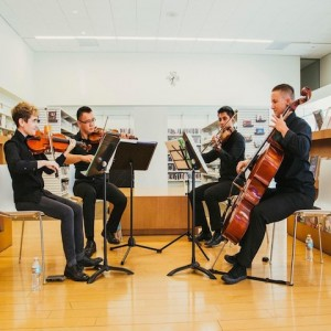 Queertet - String Quartet / String Trio in Los Angeles, California