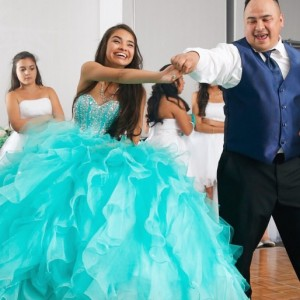Quinceanera Dance Choreography