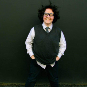 Jessica Pigeau - Stand-Up Comedian in Vancouver, British Columbia