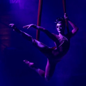 Quixotic Fusion - Aerialist / Fire Eater in Kansas City, Missouri