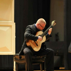 R. Sparky Weintraut - Classical Guitarist in Salisbury, Maryland
