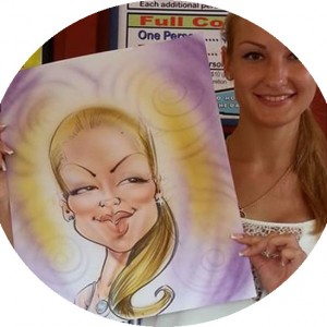 OnTheSpotCaricatures - Corporate Entertainment / Fine Artist in Orlando, Florida