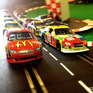 Races2U Digital Slot Car Racing - Mobile Game Activities / Outdoor Party Entertainment in Austin, Texas