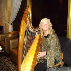 Rachel Brill Music - Harpist / Jewish Entertainment in Hot Springs National Park, Arkansas