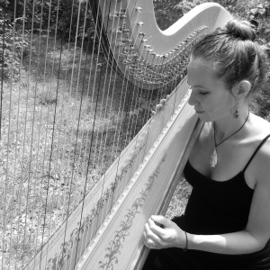 Rachel Browne - Harpist in Austin, Texas