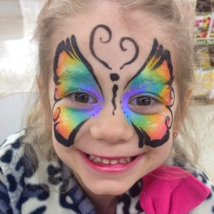 Rachel & Co. Face Painting - Face Painter / Outdoor Party Entertainment in Birmingham, Michigan