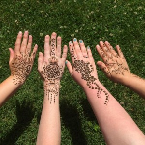 Rachel's Henna and Body Art - Henna Tattoo Artist / Body Painter in Fitchburg, Massachusetts