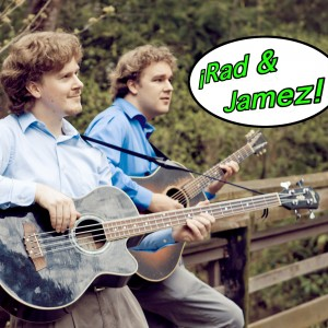 ¡Rad & Jamez! - Pop Music in Asheville, North Carolina