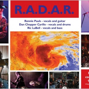 R.a.d.a.r. - Classic Rock Band in Mount Kisco, New York