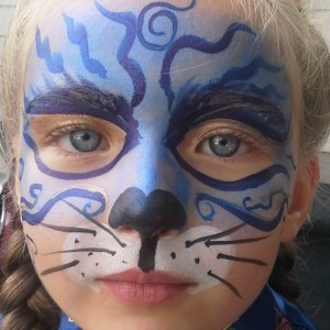 Radiant Jasmin - Face Painter in Randolph, Massachusetts