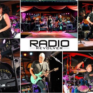Radio Revolver - Classic Rock Band in Greensboro, North Carolina
