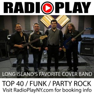 RadioPlayNY - Party Band / Wedding Musicians in Massapequa, New York