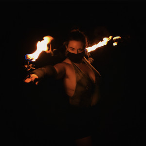 Rae of Creation - Fire Performer / Interactive Performer in Radford, Virginia