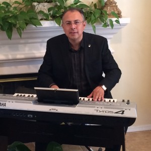 Rafael - Symphonic Keyboard - Keyboard Player in Beverly Hills, California
