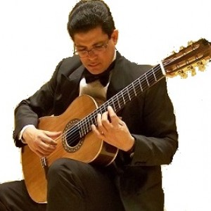 Rafael Scarfullery, DMA (Classical Guitarist) - Classical Guitarist / Classical Duo in Charlottesville, Virginia
