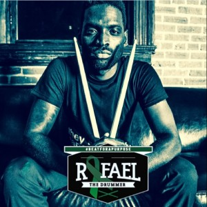 Rafael the Drummer #BEATforaPurpose - Drummer / Percussionist in Washington, District Of Columbia