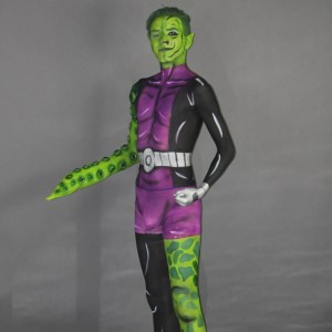 Rager MUA - Body Painter in Las Vegas, Nevada