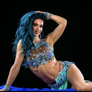 Rahel - Belly Dancer in Vancouver, British Columbia
