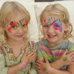 Rainbow Painted Smiles - Face Painter / Airbrush Artist in Santa Monica, California