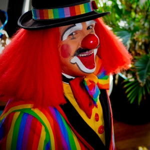 RAINBOW the Clown - Balloon Twister / Outdoor Party Entertainment in Calgary, Alberta